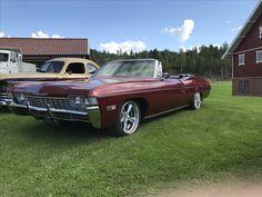 My 68 impala Chevrolet Impala, My Ride