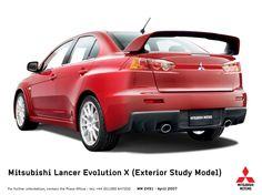2008 Mitsubishi Lancer Evolution X