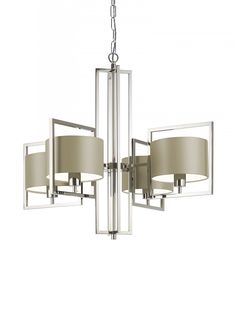 Conniston 4 Arm Chandelier  sc 1 st  Pinterest & Holt Pendant 5 Arm Antique Brass Ceiling Light - Heathfield u0026 Co ...