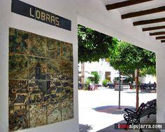 Plaza de Órgiva Plaza, Pergola, Outdoor Structures, Arbors