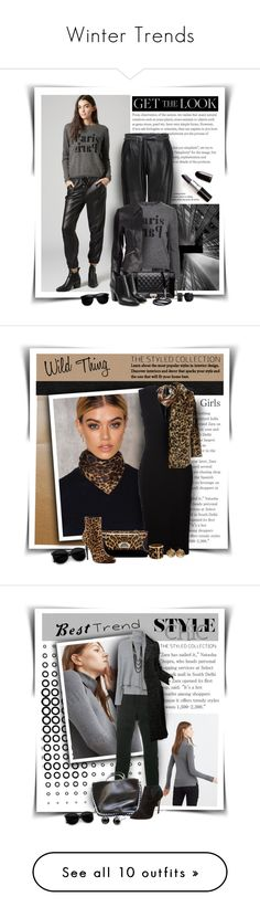 """""""Winter Trends"""" by diva1023 ❤ liked on Polyvore featuring MuuBaa, Alexander Wang, ZeroUV, MICHAEL Michael Kors, Topshop, Phillip Gavriel, Victoria Beckham, Christian Louboutin, Jimmy Choo and Vince Camuto"""