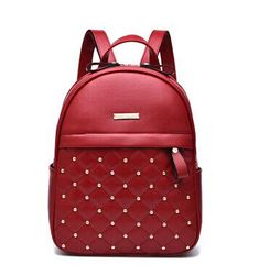 PU Leather Backpack Day Night Life Tree drawstring for Travel Rucksack Daypack Casual Duffel Shoulder Bag