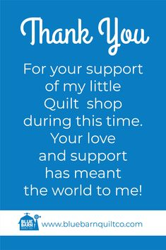 Thank you so much for your support of my little Quilt shop during this time. Your love and support has meant the world to me!  #thankyou #supportlocal #covid19 #stayhome #canadianquiltshop #sewcanadian #onlinequiltshop #onlinequiltstore #onlinefabricshop #quiltingismytherapy #modernquilts #quiltcon #sewinglove #quilters #fabricstash #quiltfabric #fabriclove #sewingproject #quilted #modernquilter #quiltlove #quilted #longarmquilting #yegquilter