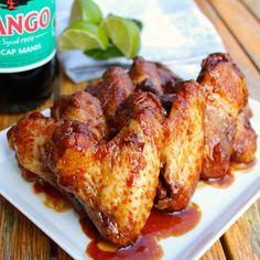 Chicken, soy sauce, kaffir lime leaves, jeruk limau, lemon, quick and easy