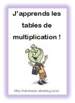 1000 images about maths on pinterest cycle 3 fractions - Apprendre table de multiplication ce2 ...