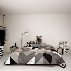 Arrow Bed Cover by Ferm Living