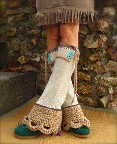 Sidney Craft: Gaiters a fashion cute
