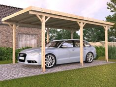 """6 Perfect Best Material for Carport Roof 6 Perfect Best Material For Carport Roof Brenner, Laurie. """"How to Design a Carport."""