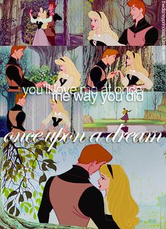 Once Upon a Dream, Sleeping Beauty