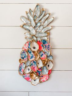 Sea Crafts, Diy Crafts For Gifts, Seashell Crafts, Summer Crafts, Arts And Crafts, Oyster Shell Crafts, Oyster Shells, Sea Shells, Diy Projects To Sell