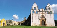 Convento en Yucatán.