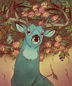#deer #art