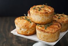 chicken pot hand pies recipe | use real butter