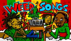 """The ultimate list of """"Weed Songs"""" for all tastes in no particular order, some good stuff here..There is no better list on the internet. http://buyweedonline.ca/weed-smoking-songs/"""