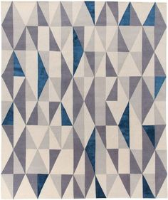 Tapis Diamantina, collection Gio Ponti (Amini Carpets)
