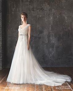 Lusan Mandongus 2016 Wedding Dress