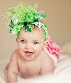 St. Patty's bow