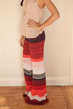 Goddis Fashion. I have been wanting these pants for so long. Boho!