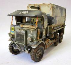 TRACK-LINK / Gallery / Leyland Retriever - Gantry version - 6x4 British lorry…
