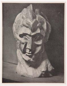 Anónimo: Pablo Picasso - Sculpture (Pablo Picasso - Escultura )