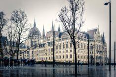 Parliament - The Hungarian Parliament, Budapest