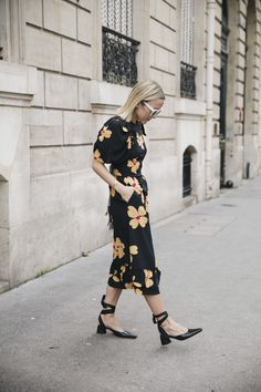 Damsel in Dior | My Spring Fling with Floral