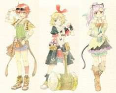 Rune Factory Oceans/Tides of Destiny