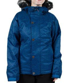 46eaddf6d88c Bonfire Arena Koin Jacket 12 13 Storme Snowboard fur hood 15K 10K