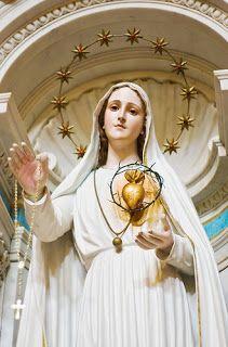 A Nossa Mãe: Muito Obrigado em Nome de Nossa Mãe   Diletíssimos...