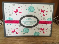 Stampin Up, Geburtstagskarte, Birthday Card, SAB, Sale a Bration, 2015, Wie Du bist, Perpetual Birthday Calender