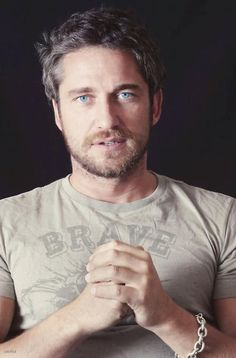 Gerard Butler  im obsessed with this man! One of my favorite actors for sure