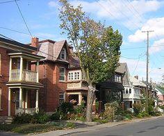 Glebe district, Ottawa