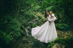 AtelierDeCouture / Slovenské devy Tulle, Wedding Inspiration, Trending Outfits, Skirts, Vintage, Design, Fashion, Weddings, Moda
