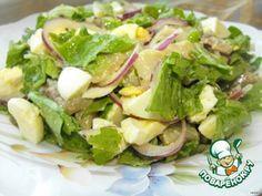 """Салат """"Отпад"""" - кулинарный рецепт"""