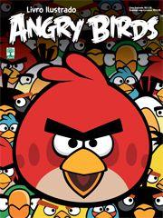 Álbum de figurinhas Angry Birds