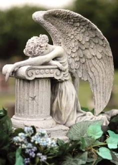 Even Angels cry...