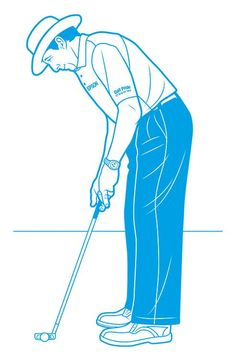 Hitting It Solid together with Australian Golf Digest and Instructor David Leadbetter share some great advice showing how to hit long putts to gimme range. Golf Books, Golf Score, Golf Putting Tips, Golf Chipping, Best Golf Courses, Golf Instruction, Golf Exercises, Golf Training, Putt Putt