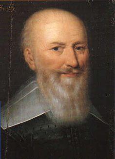 Portrait de Maximilien de Béthune (1559-1641) duc de Sully c 1630. Le 26 janvier il démissionne de son poste de ministre des finances et est remplacé par Villeroy à la fin de l'année.