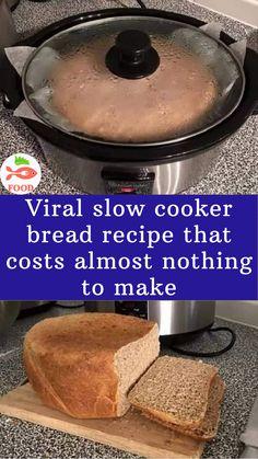 Slow Cooker Recipes, Crockpot Recipes, Cooking Recipes, Good Food, Yummy Food, Food Staples, Crock Pot Cooking, Diy Food, Food Hacks