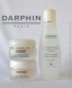 Fighting Aging with Parisian Botanicals: Darphin Paris Skincare Review
