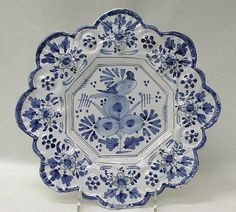 1670-1680 English Plate at the Metropolitan Museum of Art, New York