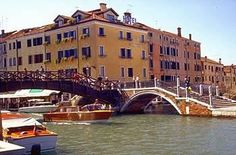 Hotel Arlecchino in Venice, Italy where we spent part of our honeymoon!