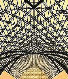 artwork of pier luigi's structure