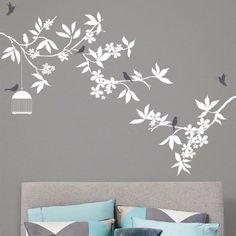 My vinilo. vinilos decorativos. decoración de pared. papel tapiz. Decohunter. Floral. Encuentra donde comprar este producto en Colombia