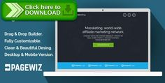 [ThemeForest]Free nulled download Massketing - Pagewiz Landing Page Template from http://zippyfile.download/f.php?id=20305 Tags: affiliate, clean design, landing page, lead gen landing page, marketing, marketing campaign, marketing template, multipurpose, responsive landing page, responsive template, startup, startup campaign, startup landing page, startup template, web app