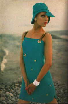 1968 ~ This dress is really cute