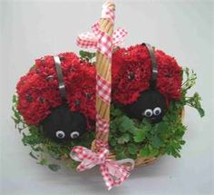 Image Search Results for flower animal bouquets