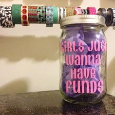 Who's with me?  #coinbank #picklejar #thiftstorefind