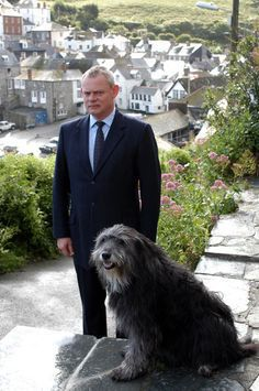 "~ Port Isaac, Cornwall, UK ~ Location where ""Doc Martin"" with Martin Clunes. LOVE this series! On PBS. Doc Martins, British Comedy, British Actors, Doc Martin Tv Show, Divas, Martin Clunes, Port Isaac, Masterpiece Theater, Bbc Tv"