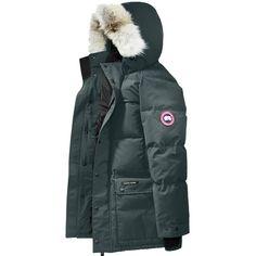 7e3e979fce9b Canada Goose Emory Parka (54.975 RUB) ❤ liked on Polyvore featuring men s  fashion